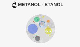 METANOL - ETANOL