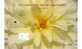 Een natuurlijke kijk op organisaties