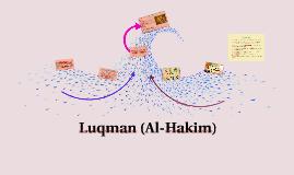 Copy of Luqman (Al-Hakim)