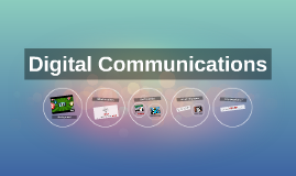 Digital Communications in Monmouthshire