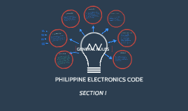 Copy of PHILIPPINE ELECTRONICS CODE