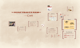 HoneyBaked Ham Presentation - Group 3