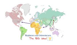 Copy of Explorers and Adventurers