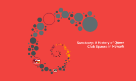 Sanctuary: A History of Queer Club Spaces in Newark