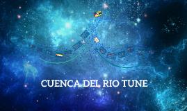 CUENCA DEL RÍO TUNE
