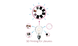 3D Printing for Libraries