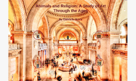 Animals and Religion: A Study of Art Through the Ages