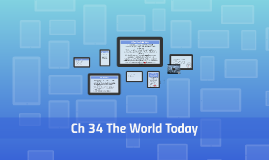 Ch 34 The World Today
