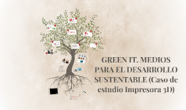 GREEN IT. MEDIOS PARA EL DESARROLLO SUSTENTABLE