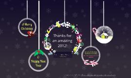 Krishan Meetoo Design: 2012 Greeting eCard