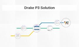 Drake P3 Solution