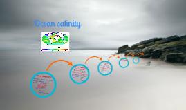 Copy of Ocean Salinity