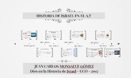 Historia de Israel en el AT