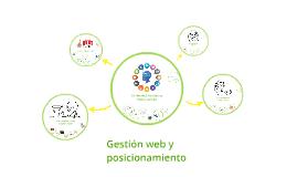 Gestión web y posicionamiento