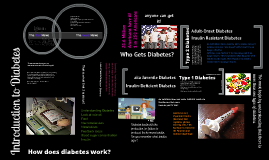 Copy of Introduction to Diabetes