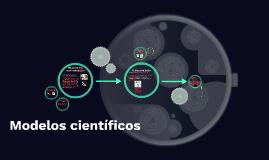 Modelos científicos