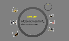 Active Army