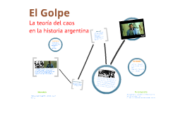Proyecto EL GOLPE