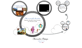 Character Design Adapted from Mr. Jamie Leduc