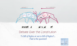Trent's Federalists v. Antifederalists