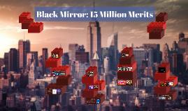 Black Mirror: 15 Million Merits