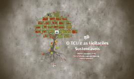 O TCU e a sustentabilidade