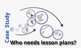 Who Needs a Lesson Plan?