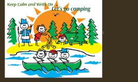 Copy of Camp Writer Wannabe