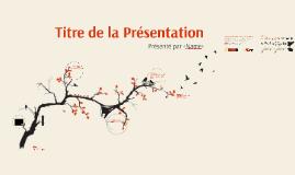 Copy of Modèle Innovation Business