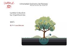 Copy of Maestria: Administracion y Liderazgo