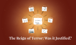 The Reign of Terror: Was it Justified?