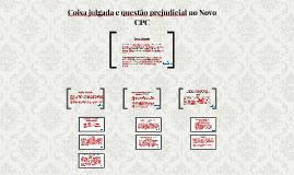 Copy of Coisa julgada e questão prejudicial no Novo CPC