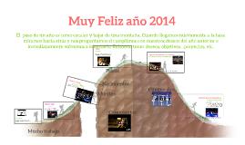 Muy Feliz año 2014