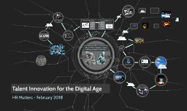 HR Matters - Digital Age Talent