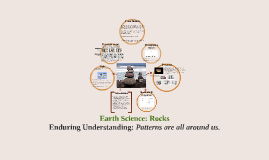 Copy of Earth Science: Rocks