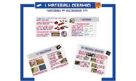 MATERIALI CERAMICI (MATERIALI DA COSTRUZIONE 2di4)