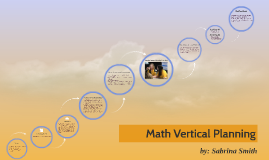Copy of Math Vertical Planning