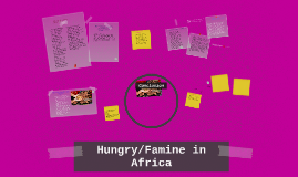 Hungry/Famine in Africa