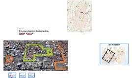 Representación Cartográfica.