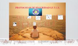 PROTOCOLOS DE EMERGENCIA I.E.T.C.S.