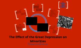 Copy of The Great Depression (Hispanic/Latinos)
