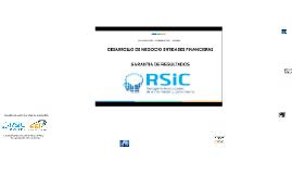 Banca Radiografia de la Sociedad de la Información y el Conocimiento RSIC