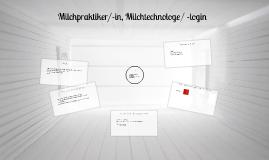 Milchtechnologe/-login