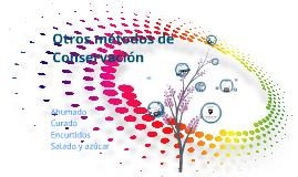 Old conservation methods (spanish)