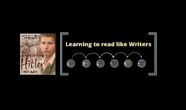 Copy of Reading like Writers