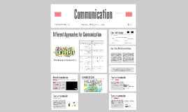 Communication - LA C