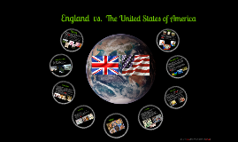 England vs. The United States of America