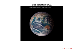 CHEF INTERNATIONAL