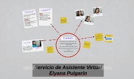 Copy of Servicio de Asistente Virtual