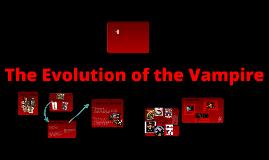 Copy of Vampire History